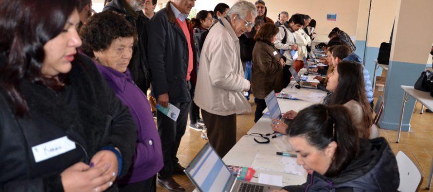 Con éxito concluye  cabildo provincial de Elqui