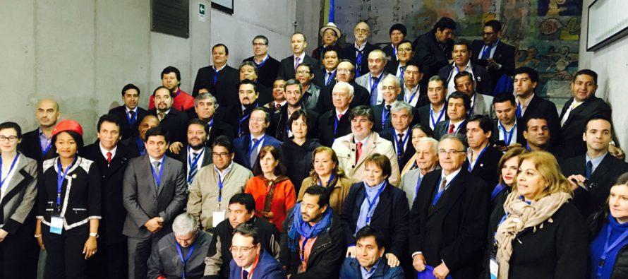 Vicuña y Paihuano participan en Pre-Foro de salud Alcalde de las Américas