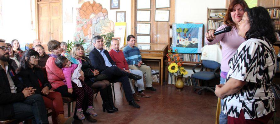 Agrupación de personas con discapacidad visual en Vicuña se presenta a la comunidad