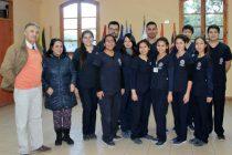Paihuano recibe nuevo grupo de estudiantes en práctica de la Universidad de La Serena