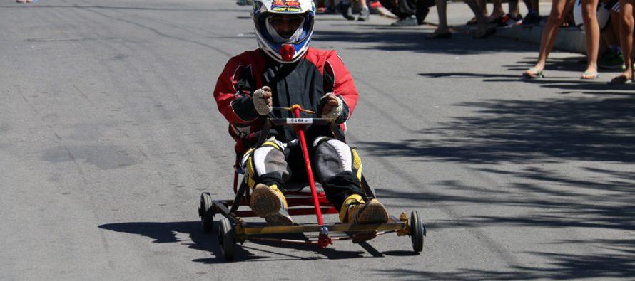 Paihuano será sede de la primera carrera de carros locos
