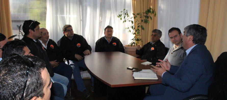 Agrupación de Conductores de Camiones del Valle de Elqui se reúne con seremi de transportes