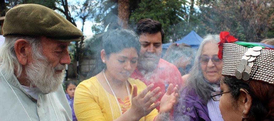 Primer Encuentro Místico tuvo lugar en Pisco Elqui