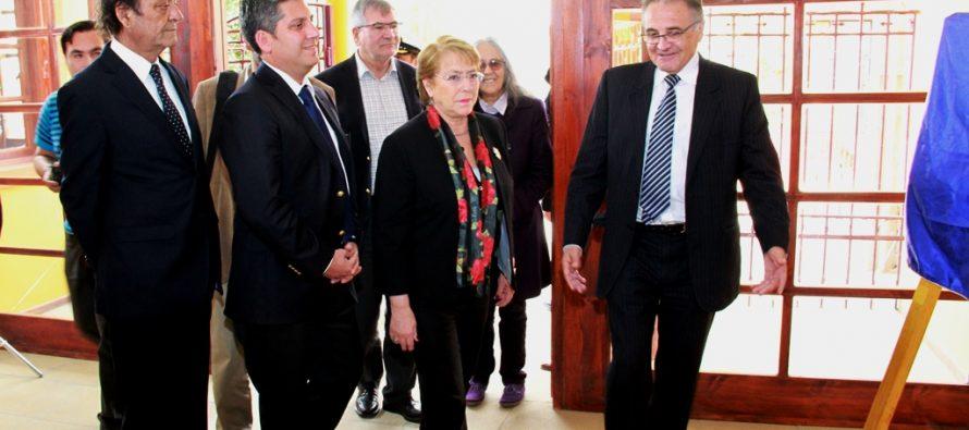 Nuevo espacio público potenciará las actividades culturales en Paihuano