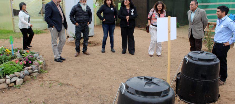 CORE fortalece gestión medioambiental de los municipios de Vicuña y La Serena