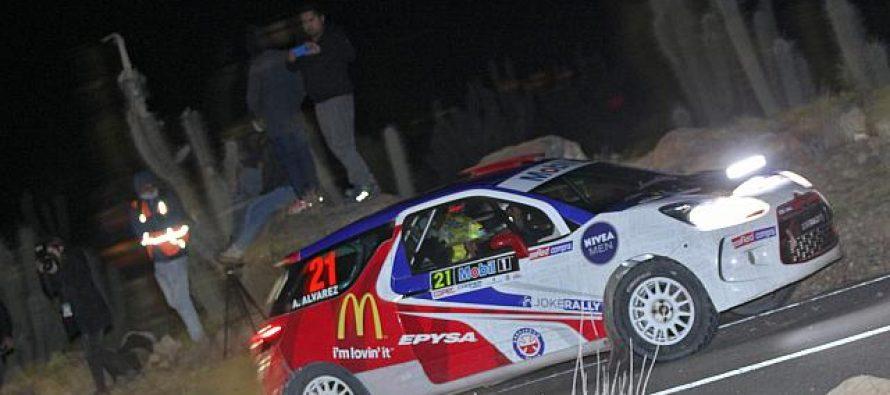 RallyMobil: Jorge Martínez fue el más rápido en la Superespecial Nocturna de Vicuña