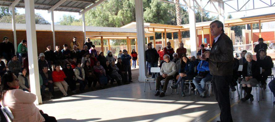 Aprueban $480 millones para ampliar y  mejorar planta de Agua Potable Rural en El Tambo