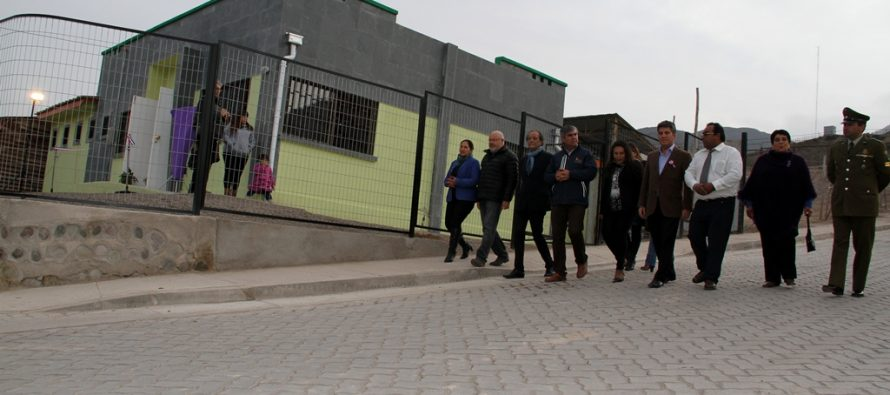 Entregan renovadas sedes vecinales en localidades rurales del sector poniente de Vicuña