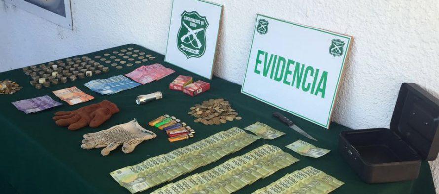 """Prisión preventiva para """"El Tripaseca"""" de Vicuña por robo y receptación"""