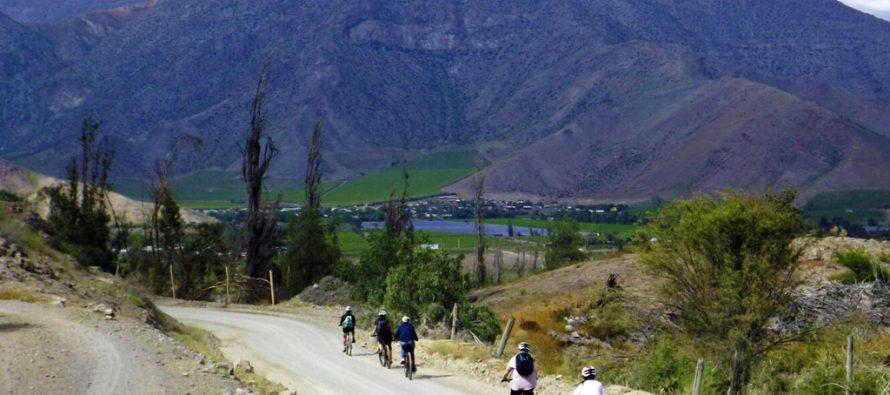 Ciclismo en el Valle del Elqui