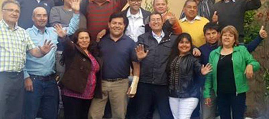 Nueva Mayoría presenta a Orlando Chelme como candidato a alcalde por Paihuano