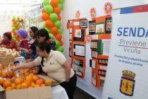 SENDA se suma a la celebración del Día del Niño en Vicuña