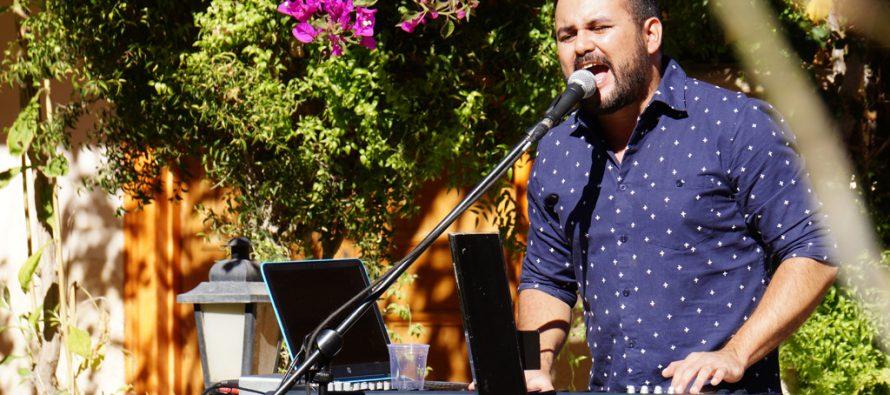 Músico electrónico avecindado en Vicuña lanza su tercer disco