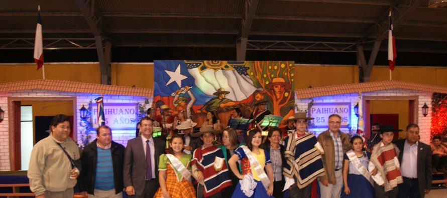 Paihuano escogió a sus representantes para el regional de cueca escolar de Canela
