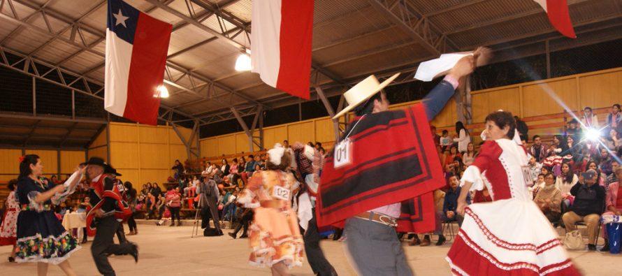 Paihuano ya cuenta con su pareja para el Regional de Cueca del Adulto Mayor de Vicuña