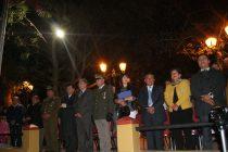 Cuerpo de Bomberos de Paihuano celebró su séptimo aniversario