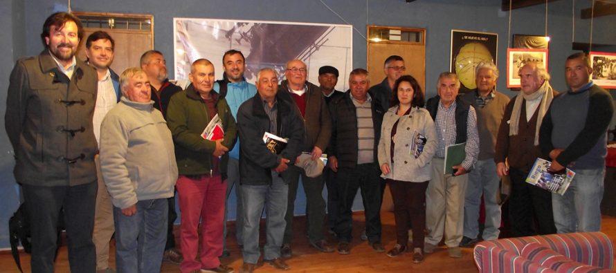 Pequeños agricultores de la Provincia del Elqui conocieron instrumentos de fomento al riego