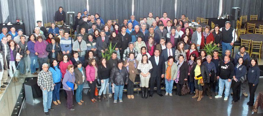 Capacitan a dirigentes de comités  de Agua Potable Rural