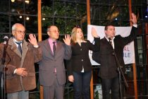 El Partido Radical de Vicuña presenta sus candidatos a concejales