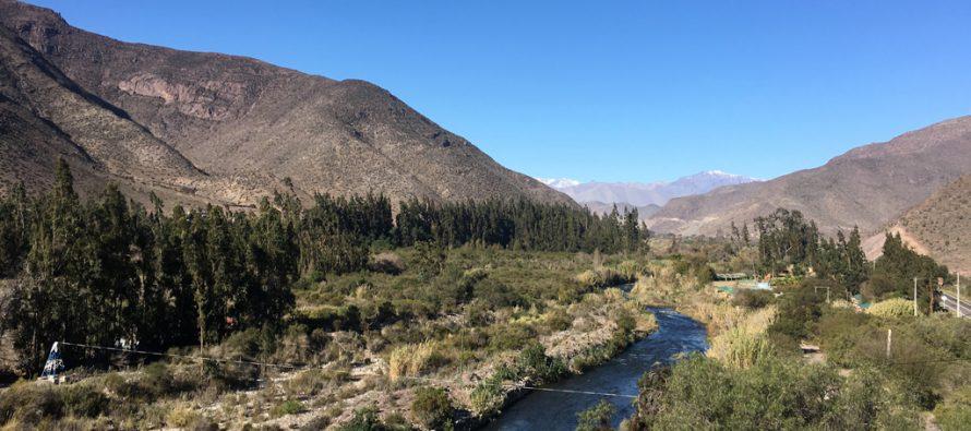 Comisión Nacional de Riego comienza estudio básico para el análisis de una gestión integrada en el Río Elqui