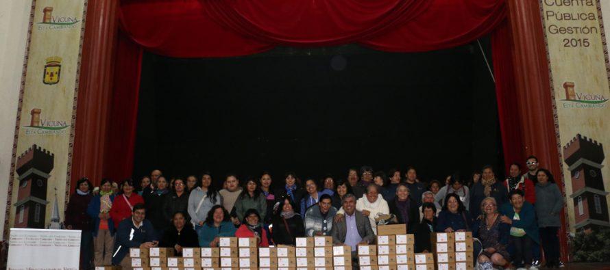Positivo balance del desarrollo del programa Pro Empleo en la comuna de Vicuña
