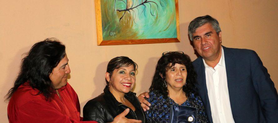 Municipalidad de Vicuña destaca la abnegada labor de los dirigentes sociales locales