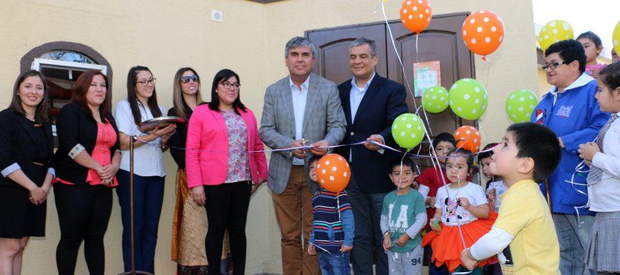 Vicuña cuenta con sala HEPI para los niños y niñas de la comuna