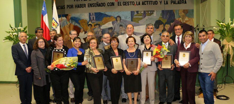 15 profesores de la comuna de Vicuña se acogen a retiro voluntario luego de años de docencia