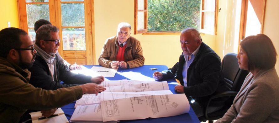 Avanza mejoramiento de escuela Isabel Peralta de Cochiguaz