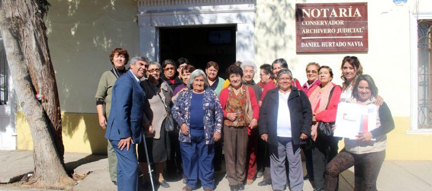 SENAMA adjudicó proyectos que beneficiarán a cerca de 6.500 adultos mayores de la Región de Coquimbo