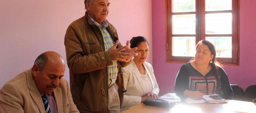 Asociación de Municipios Rurales del Norte Chico sesionó en Paihuano