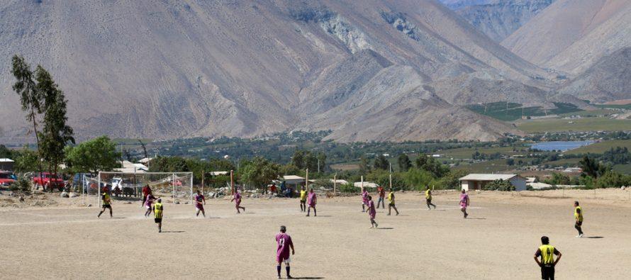 Campeonato Rural de Fútbol reunirá a 16 equipos entre Chapilca y La Calera en Vicuña