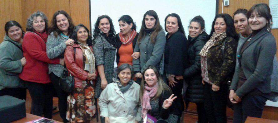 Mujeres elquinas participan en segundo  Consejo de Fundación Prodemu