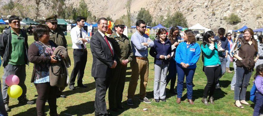 En Pisco Elqui se desarrollará la penúltima versión del Gobierno Presente