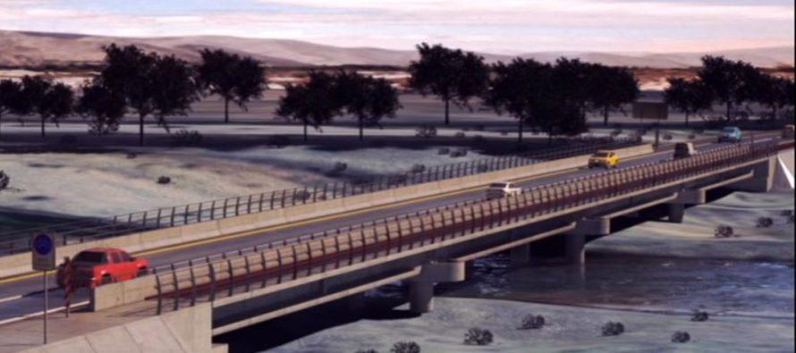 Comienzan los trabajos de diseño de ingeniería del nuevo puente para Vicuña