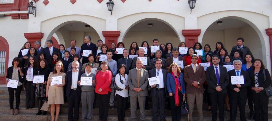 Establecimientos Municipales de Elqui son reconocidos obteniendo la Subvención por Desempeño de Excelencia