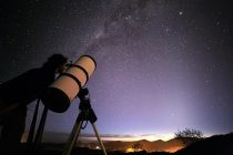 Buscan potenciar la astronomía con concursos de poesía dibujo artesanía  y fotografía
