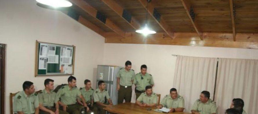 Carabineros de Paihuano llama a celebrar Fiestas Patrias con mucha responsabilidad