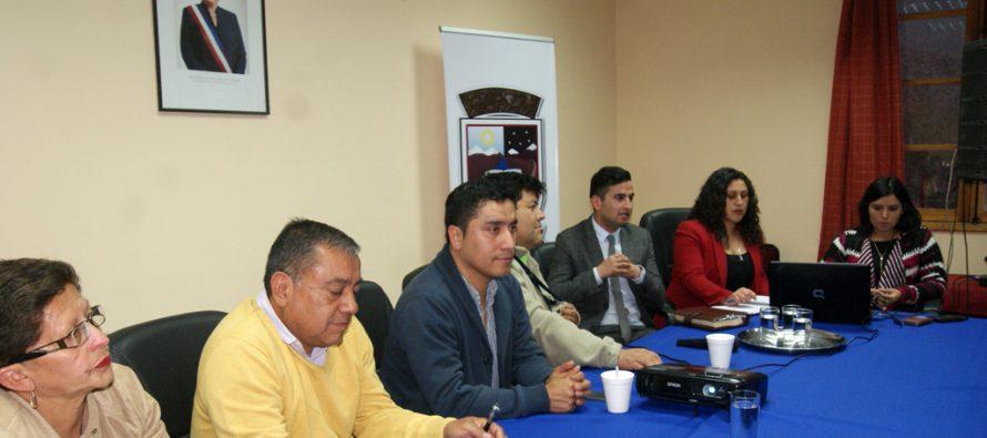 Comité Comunal de Seguridad Pública comienza a ser una realidad en Paihuano