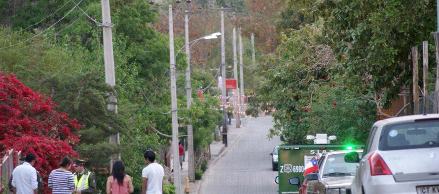 Persona fallece luego de ser atropellada en Paihuano