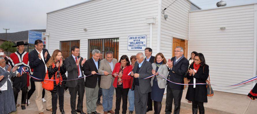 Bellavista ya cuenta con Centro Comunitario