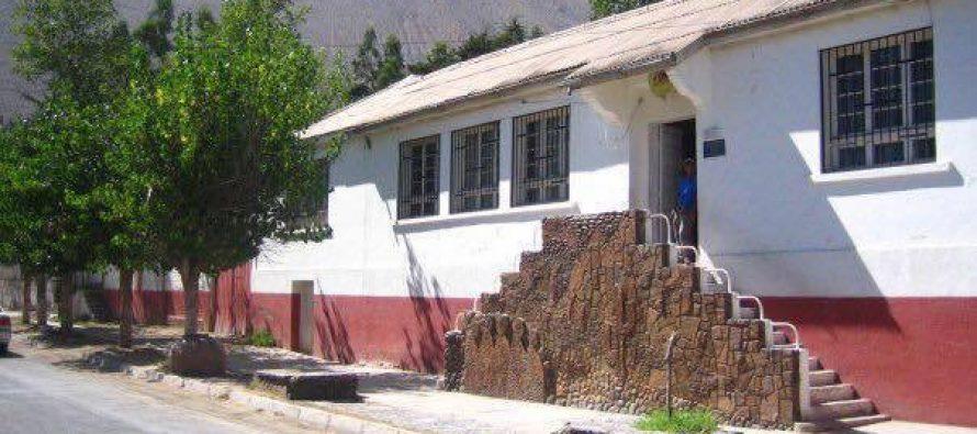 Antigua escuela de Peralillo