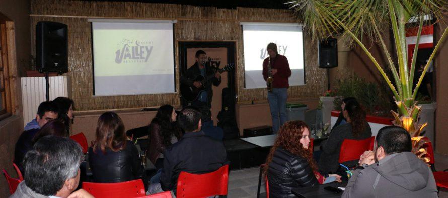 Inauguran el restobar Concert Valley un nuevo espacio para el turismo y la entretención