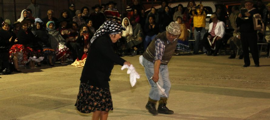 Agrupación Septiembre deleitó al público de Rivadavia con muestra folclórica autóctona