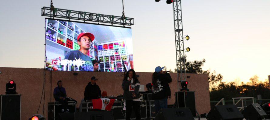 El Hip-Hop reunió a exponentes latinoamericanos en encuentro musical internacional de Vicuña