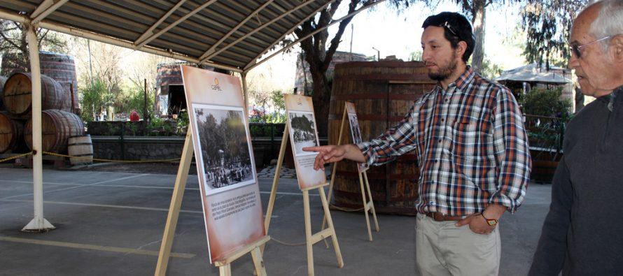 """Muestra fotográfica """"Vivencias y Reminiscencias del Pasado Vicuñense"""" emociona a los elquinos"""