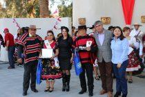Pareja de Coquimbo se llevó el primer lugar en el Campeonato Regional de Cueca de Personas Mayores