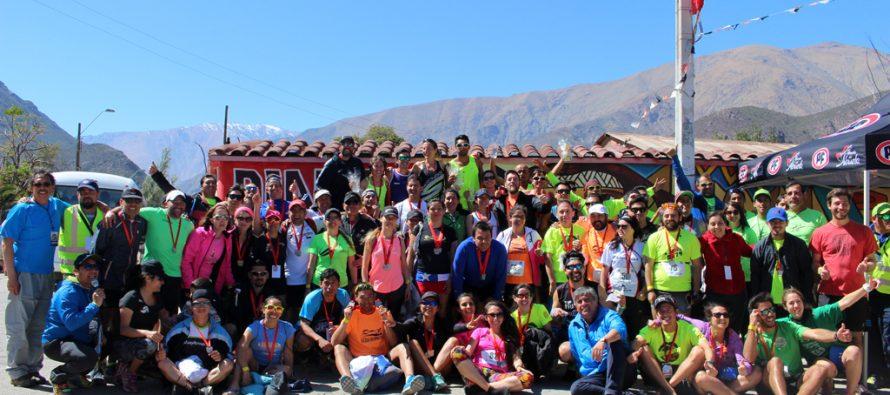 Con éxito de convocatoria culmina V versión de Valle del Elqui Challenge en Vicuña