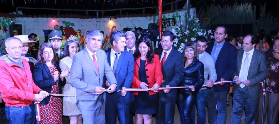 """Autoridades locales y regionales """"dan el vamos"""" a la Pampilla de San Isidro 2016"""