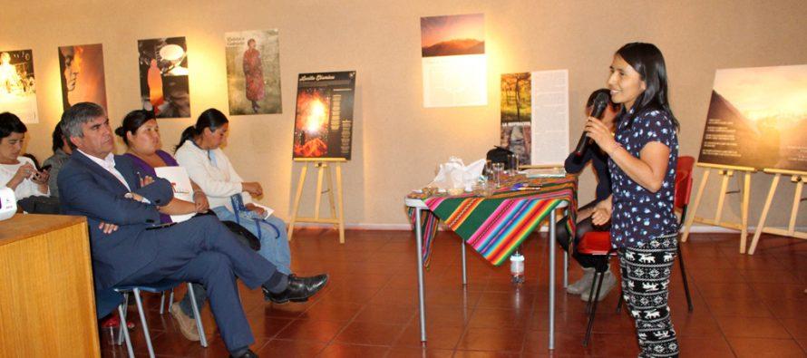 Conmemoran día de la Mujer Indígena en museo Gabriela Mistral de Vicuña